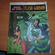 Comics: FLASH GORDON Nº 74 EDITORIAL BURULAN BURU LAN 1972. Lote 43563816