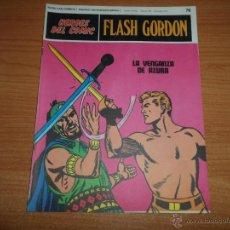 Comics: FLASH GORDON Nº 76 EDITORIAL BURULAN BURU LAN 1972. Lote 43563907