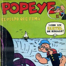 Cómics: POPEYE Nº 11 - EL PULPO QUE FUMA : . Lote 43807656
