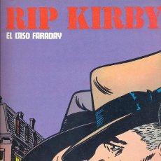 Cómics: RIP KIRBY EL CASO FARADAY. Lote 43841166