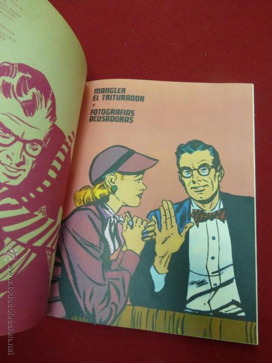 Cómics: RIP KIRBY-MANGLER, EL TRITURADOR 1973 EDITORIAL BURULAN - buen estado - Foto 4 - 43864027