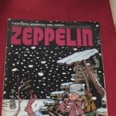 Cómics: REVISTA MENSUAL DEL COMIC - ZEPPELIN - Nº 4. Lote 43898516