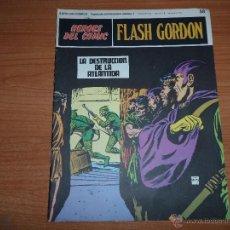 Comics: FLASH GORDON Nº 58 EDITORIAL BURULAN BURU LAN 1972. Lote 44233693