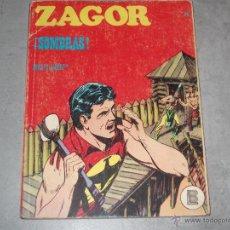 Cómics: ZAGOR - SOMBRAS Nº 24 - 1972. Lote 44343180