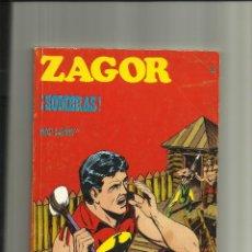Cómics: ZAGOR DE BURULAN Nº 24. Lote 44355297