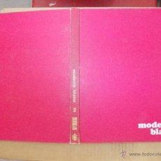 Cómics: TOMO MODESTY BLAISE-Nº2-BURU-LAN-BURULAN-MUY.MUY DIFICIL-PIEZA. Lote 45954028