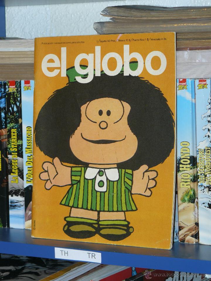 Cómics: TEBEOS-COMICS GOYO - GLOBO - LOTE NUMS 1, 6 Y 10 - SUELTOS PREGUNTAR- *BB99 - Foto 3 - 44622445