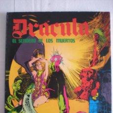 Cómics: DRACULA # EL SENDERO DE LOS MUERTOS (BURU LAN) . Lote 44657525