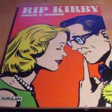 Cómics: RIP KIRBY EPISODIOS COMPLETOS TOMO Nº 2 II MANGLER EL TRITURADOR. (BURULAN 1974) (CLA7). Lote 44716815