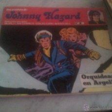 Cómics: ORQUIDEAS EN ARGELIA-JOHNNY HAZARD N.2. Lote 44766917