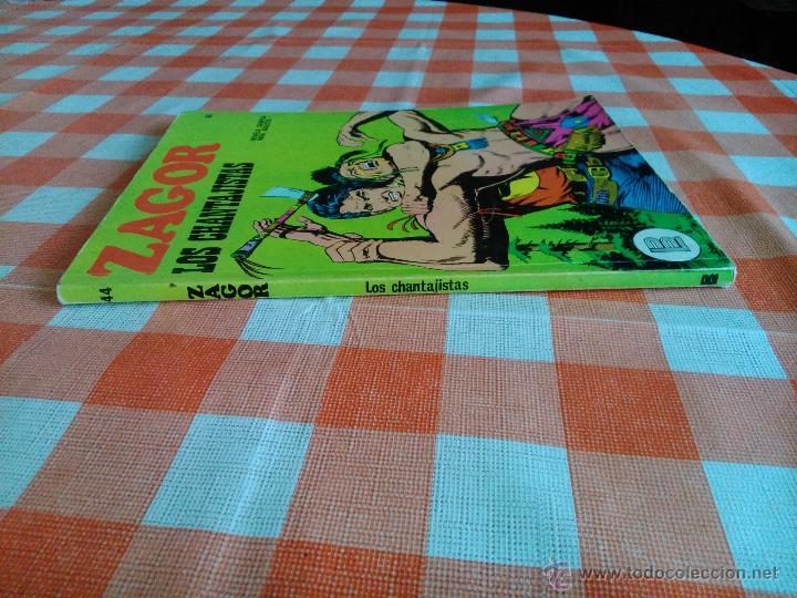 Cómics: Zagor nº 44 Lomo - Foto 2 - 44801955