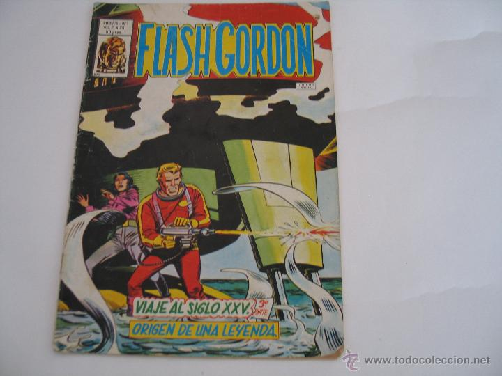FLASH GORDON 26 (Tebeos y Comics - Buru-Lan - Flash Gordon)
