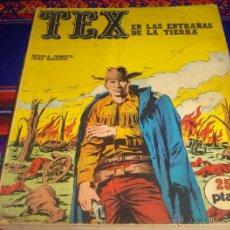 Cómics: TEX Nº 10. BURU LAN 1971, 25 PTS. EN LAS ENTRAÑAS DE LA TIERRA.. Lote 44820254