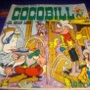 Cómics: HÉROES DE PAPEL, COCOBILL Nº 5 EL GRAN LOBO. BURU LAN 1973, 50 PTS. RARO.. Lote 44820295