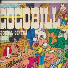 Cómics: HÉROES DE PAPEL. COCOBILL Nº 2. COCOBILL CONTRA NADIE. Lote 179227401