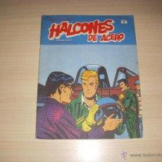 Cómics: HALCONES DE ACERO Nº 6, EDITORIAL BURULAN. Lote 44957284