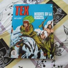 Cómics: TEX Nº 45 BUENO. Lote 45077373