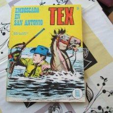 Cómics: TEX Nº 36 MUY BUENO. Lote 45077513