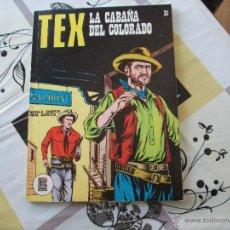 Cómics: TEX Nº 31 BUENO. Lote 45077578