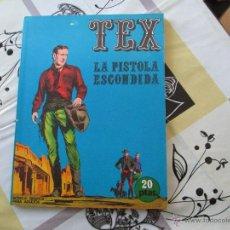 Cómics: TEX Nº 7 BUENO. Lote 45077926