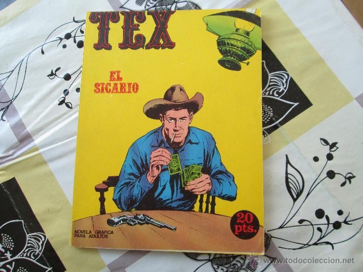 TEX Nº 2 (Tebeos y Comics - Buru-Lan - Tex)
