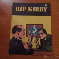 Cómics: RIP KIRBY Nº 20 EDITORIAL BURU LAN BURULAN 1973. Lote 71945845