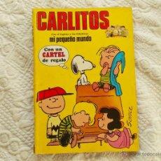 Cómics: CARLITOS Nº 1, BURU-LAN. Lote 45140114
