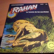 Cómics: RAHAN Nº 20 (ED. BURULAN) (CL10). Lote 45409822