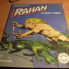 Cómics: RAHAN Nº 4 (ED. BURULAN) (CL10). Lote 45410976