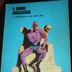 Cómics: HOMBRE ENMASCARADO (BURU LAN).TOMO ENCUADERNADO Nº1 (MUY DIFICIL). Lote 45552957