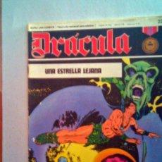 Cómics: DRACULA UNA ESTRELLA LEJANA Nª 22. Lote 45571056