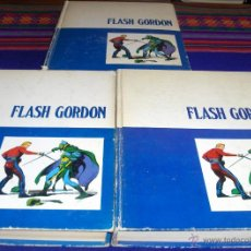 Cómics: FLASH GORDON TOMOS NºS 1(2), 2 Y 3. BURU LAN 1971.. Lote 45752008