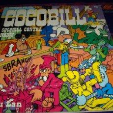 Cómics: HÉROES DE PAPEL Nº 2 COCOBILL Nº 2. BURU LAN 1973 50 PTS. CONTRA NADIE. BUEN ESTADO RARO.. Lote 45752158