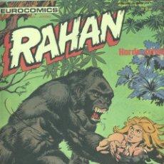 Cómics: RAHAN Nº1. BURULÁN. Lote 198216802