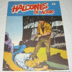 Cómics: Nº 8 HALCONES DE ACERO - HÉROES DEL COMIC. BURULAN COMIC.. Lote 45838362