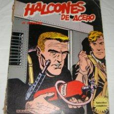 Cómics: HALCONES DE ACERO. EL SECUESTRO. BURU LAN 1973. Lote 45838458