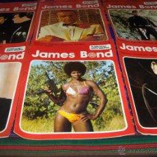 Cómics: JAMES BOND NºS 1, 2, 3, 4, 5 Y 6. BRURU LAN 1974. 30 PTS. . Lote 45859214