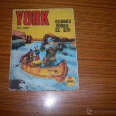 Cómics: YORK Nº 4 DE BURU LAN. Lote 45865440