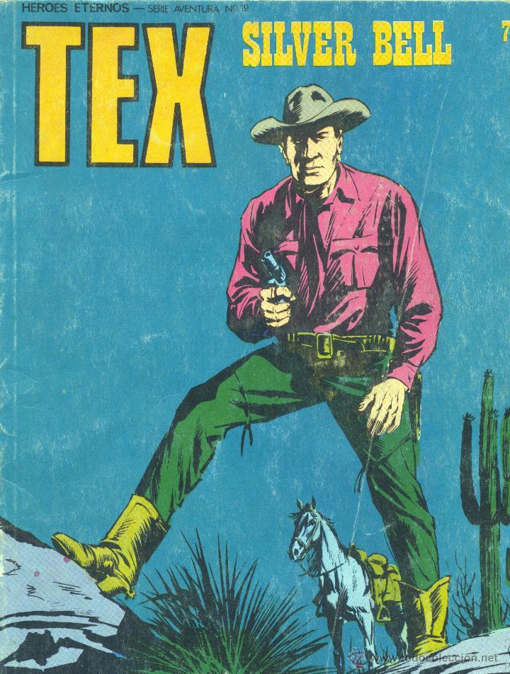 TEX Nº78. BURULAN, 1973 (Tebeos y Comics - Buru-Lan - Tex)