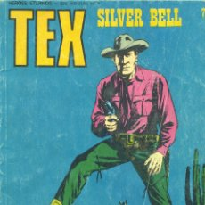 Cómics: TEX Nº78. BURULAN, 1973. Lote 45911762