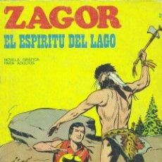 Cómics: ZAGOR Nº20. BURULÁN, 1972 . Lote 45912082