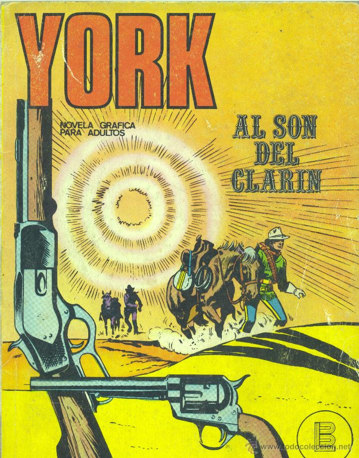 Cómics: York nº1. Editorial Burulán, 1971 - Foto 1 - 45915860