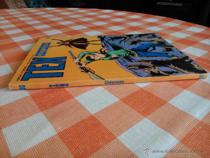 Cómics: Tex nº 86 Lomo - Foto 2 - 45986209