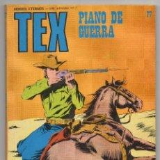 Cómics: TEX Nº 77 (BURU LAN 1973). Lote 45986267