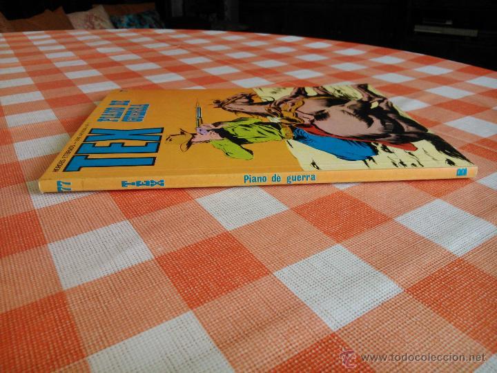 Cómics: Tex nº 77 Lomo - Foto 2 - 45986267
