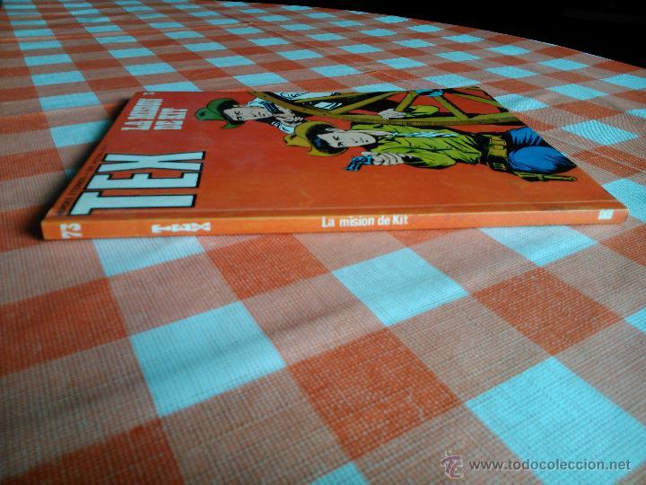 Cómics: Tex nº 73 Lomo - Foto 2 - 45986283
