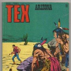 Cómics: TEX Nº 72 (BURU LAN 1973). Lote 45986290