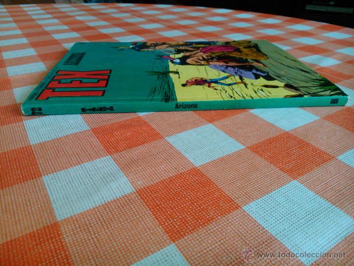 Cómics: Tex nº 72 Lomo - Foto 2 - 45986290