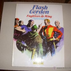 Cómics: FLASH GORDON, FUGITIVOS DE MING, TAPA DURA, EDITORIAL BURULAN. Lote 45990725