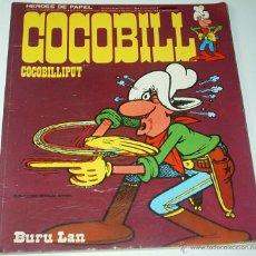 Cómics: COCOBILL Nº 1 -- ORIGINAL BURU LAN. Lote 46038385